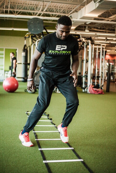 sports training explosive performance