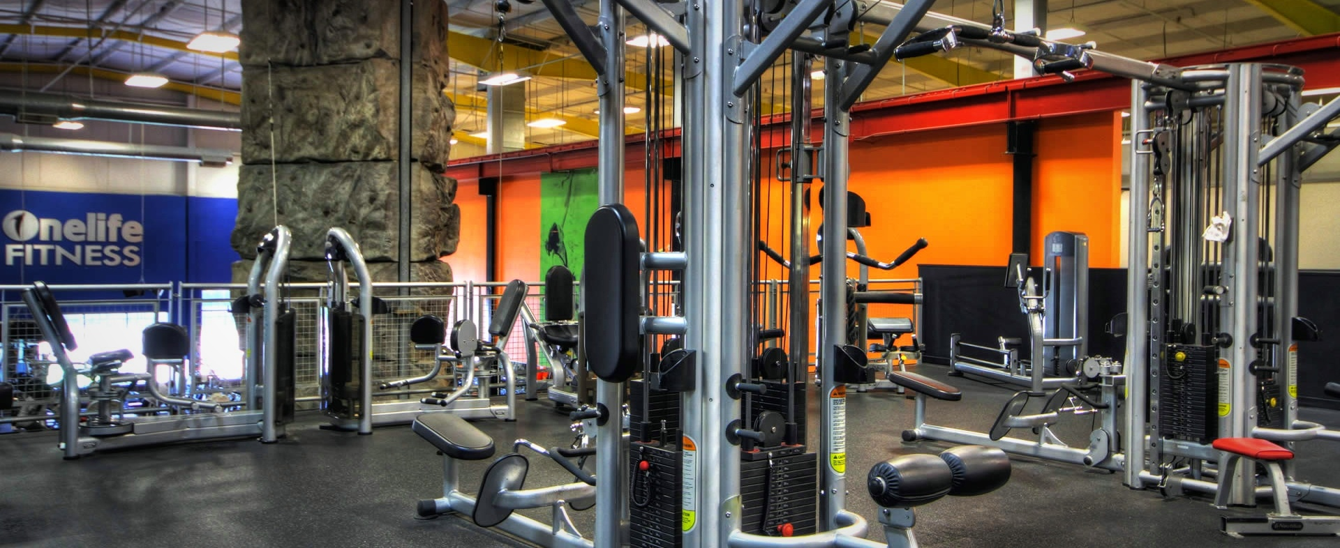 Newport News Gym and Health Club Onelife Fitness