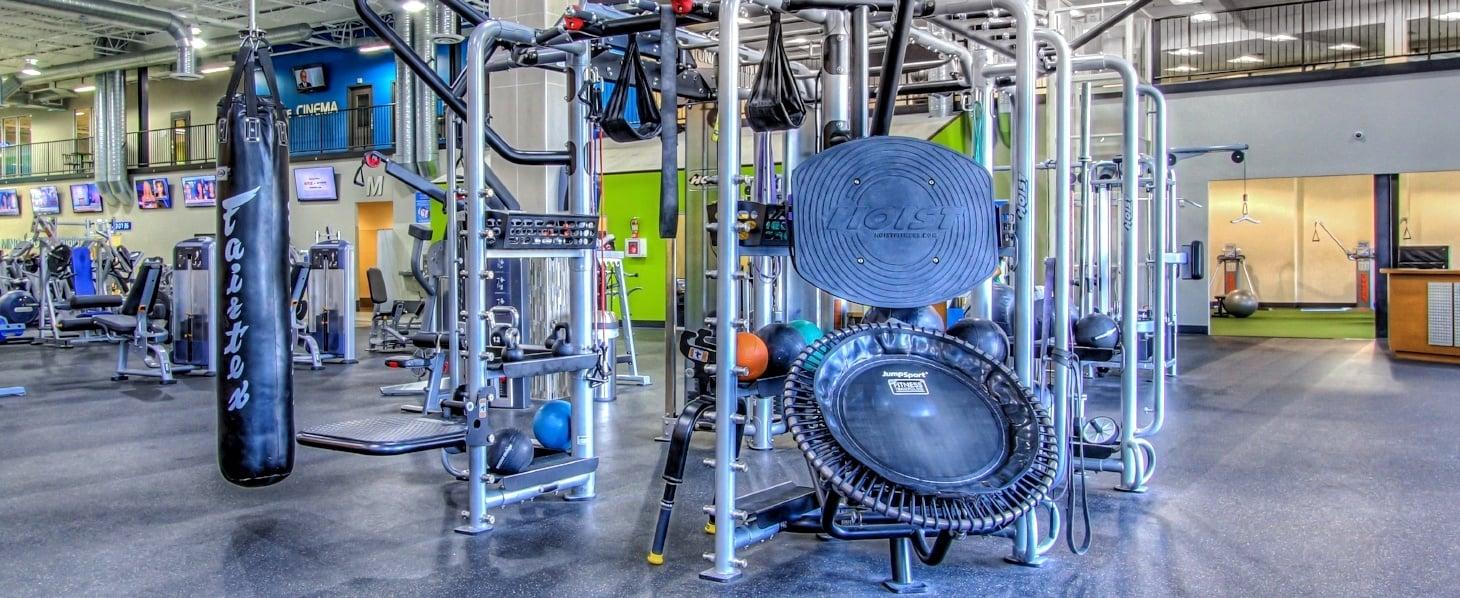 Alexandria Weight Training