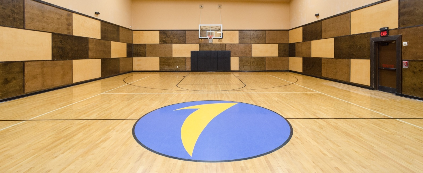 Newnan Sports Club Basketball Court