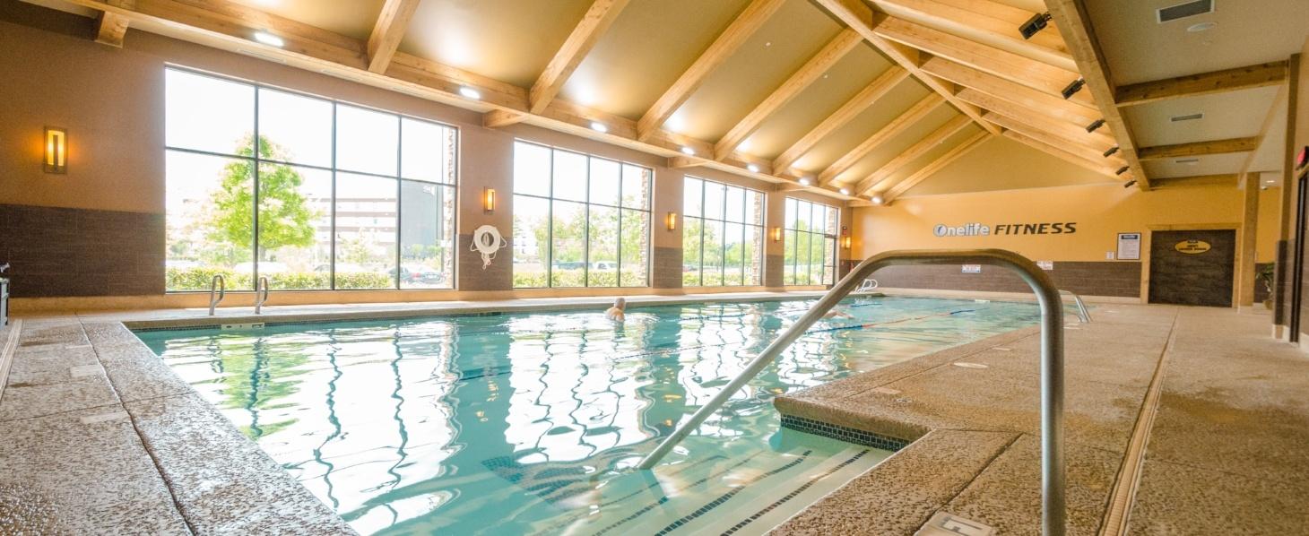 Newnan Sports Club Indoor Pool