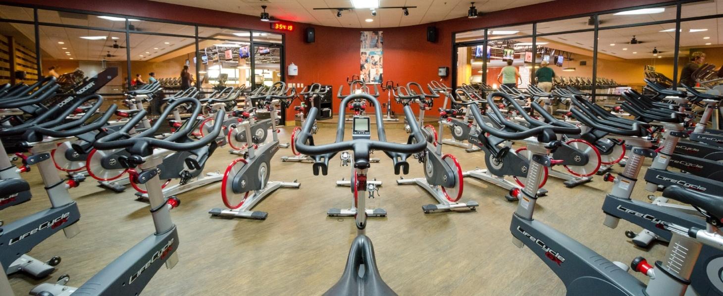 Newnan Sports Club Indoor Cycling