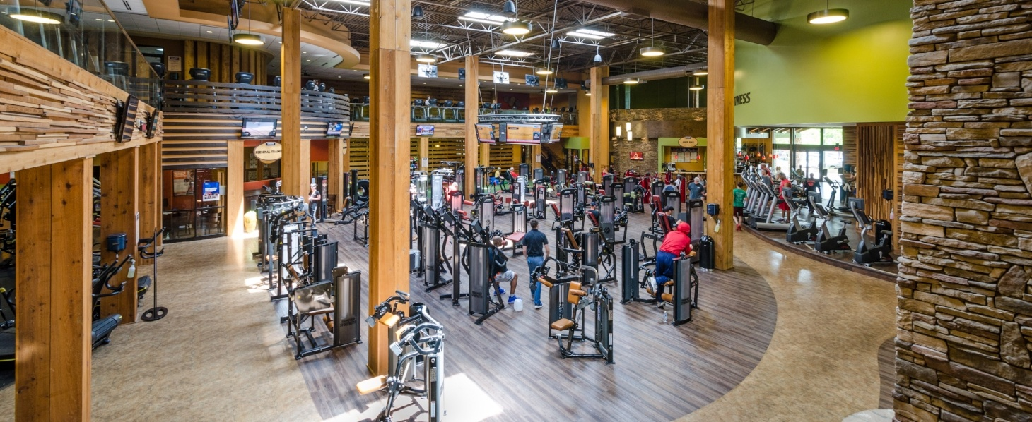 Newnan Sports Club Cardio and Weightloss
