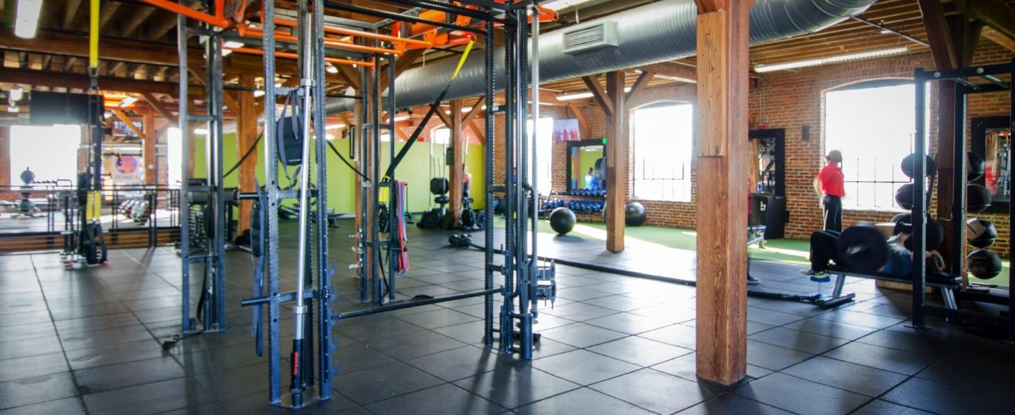 Norfolk Weight Lifting