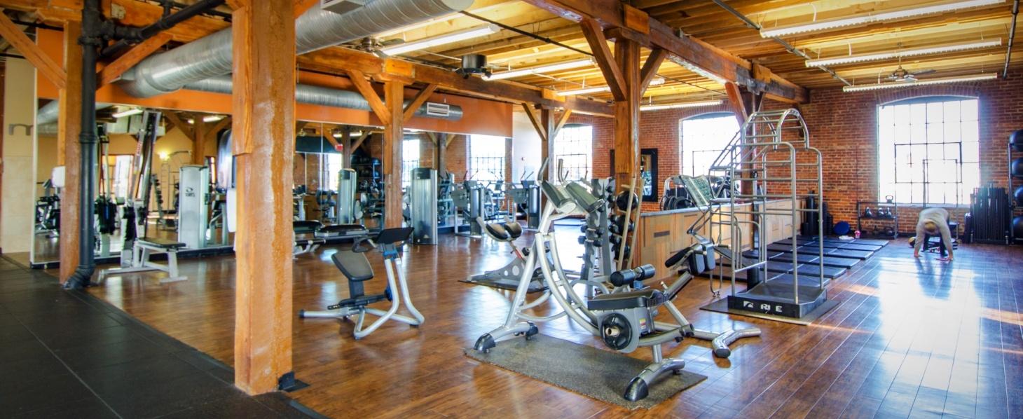 Norfolk Weight Training