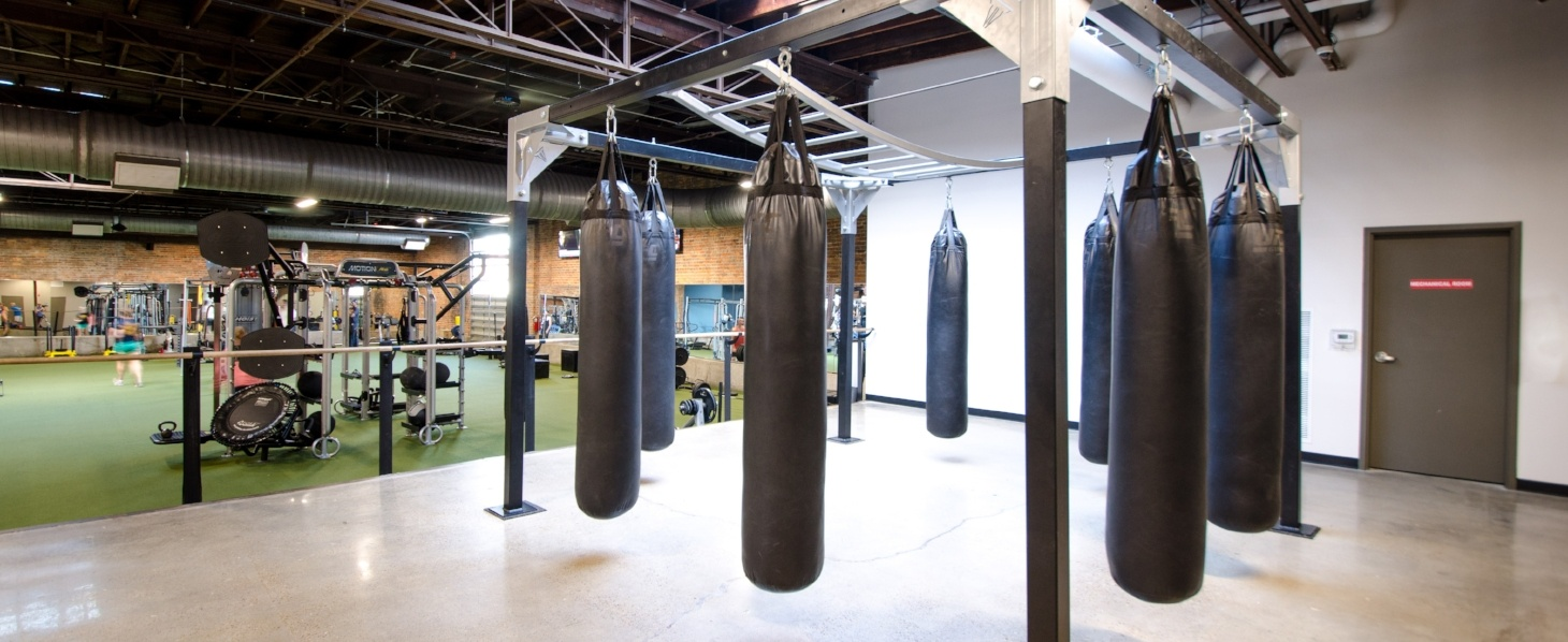 Norfolk Punching Bags