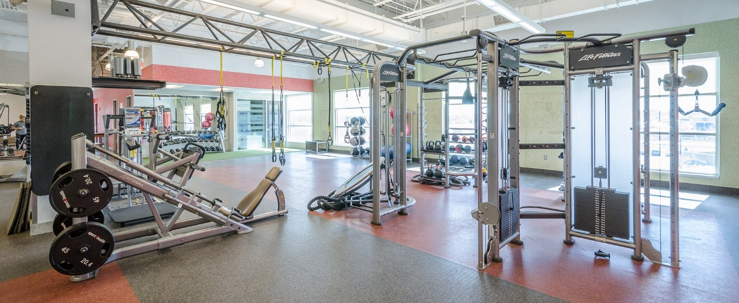 Onelife fitness north frederick gym and health club