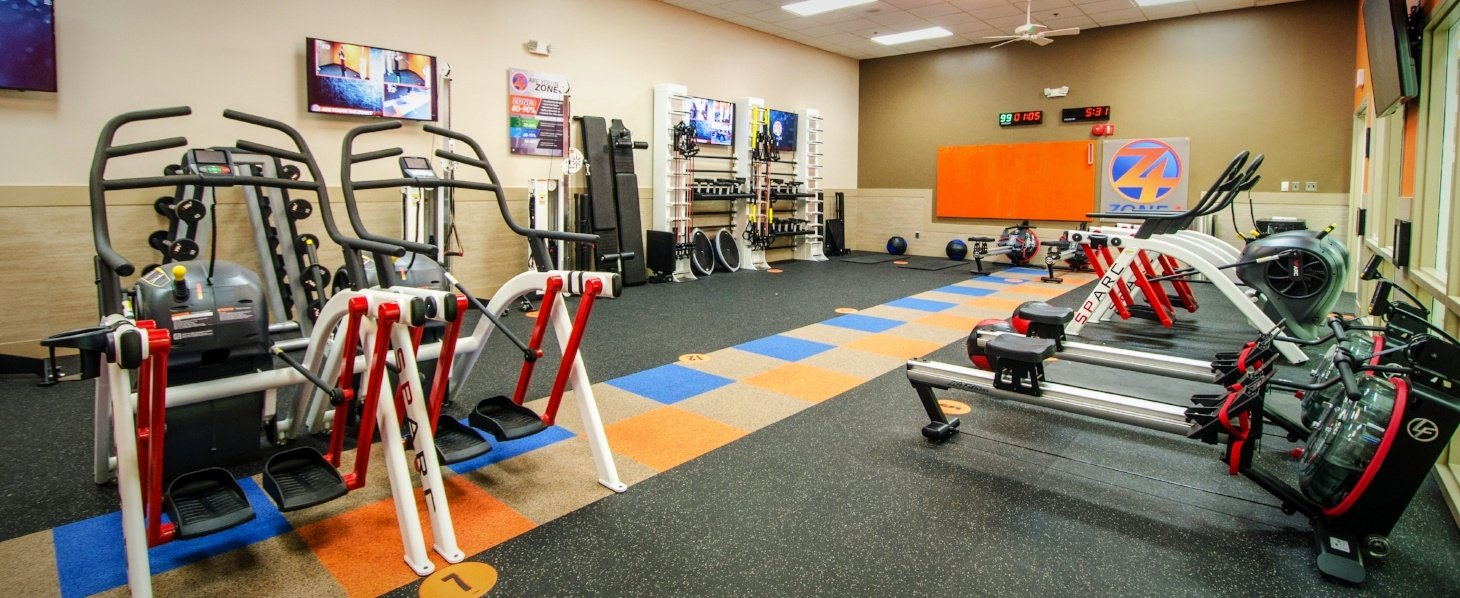 Onelife Fitness Skyline, Falls Church Gym and Health Club