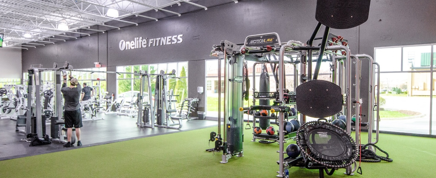 Onelife fitness south frederick gym and health club