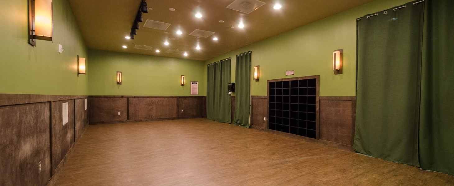 Vickery Sports Club Class Rooms