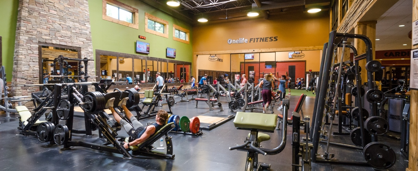 Vickery Sports Club Cardio and Weightloss