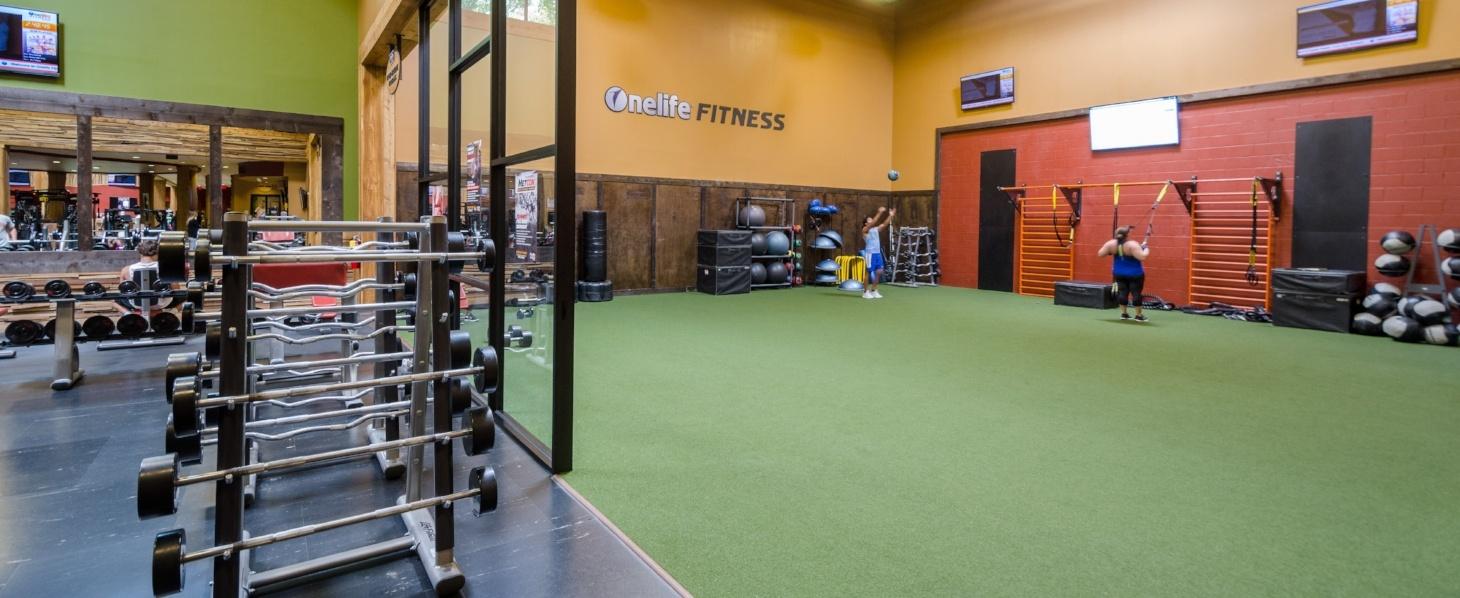 Vickery Sports Club Weight Training