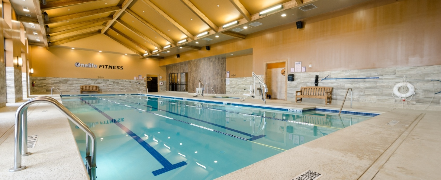 Vickery Sports Club Indoor Pool