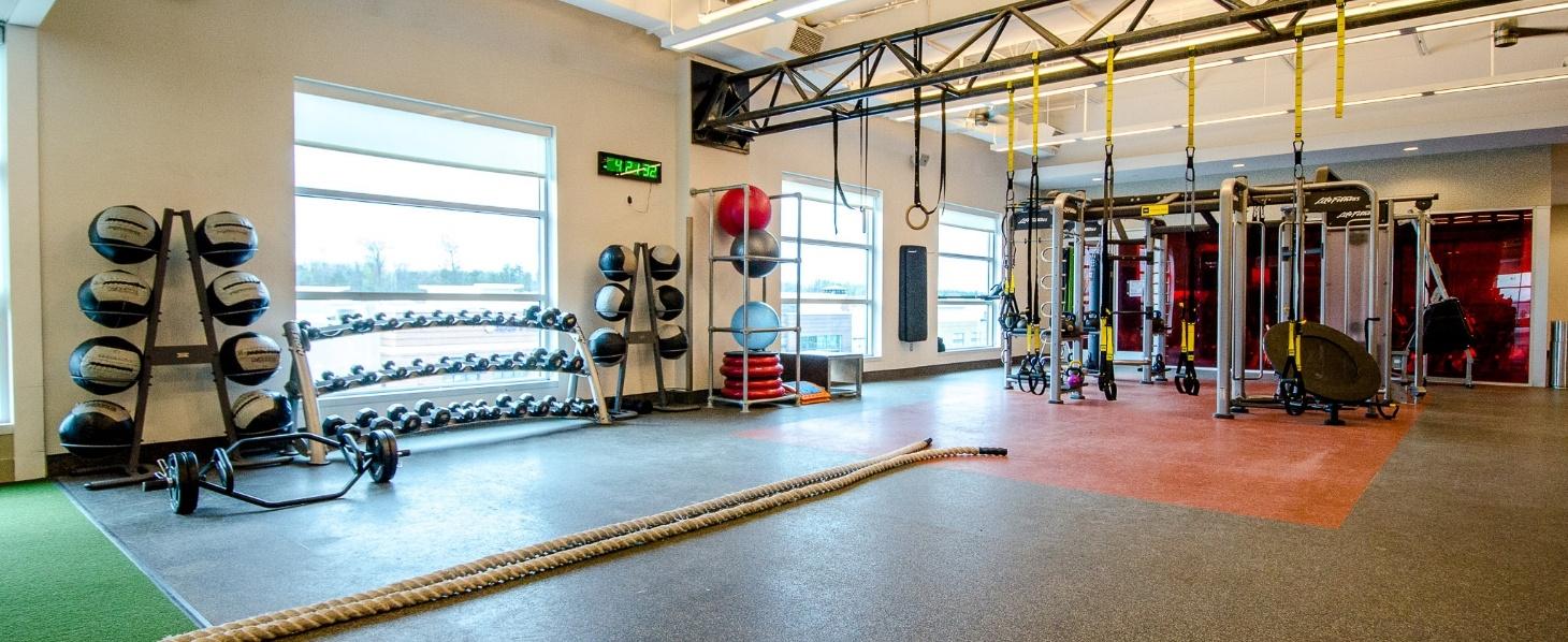 Woodbridge Group Fitness Classes