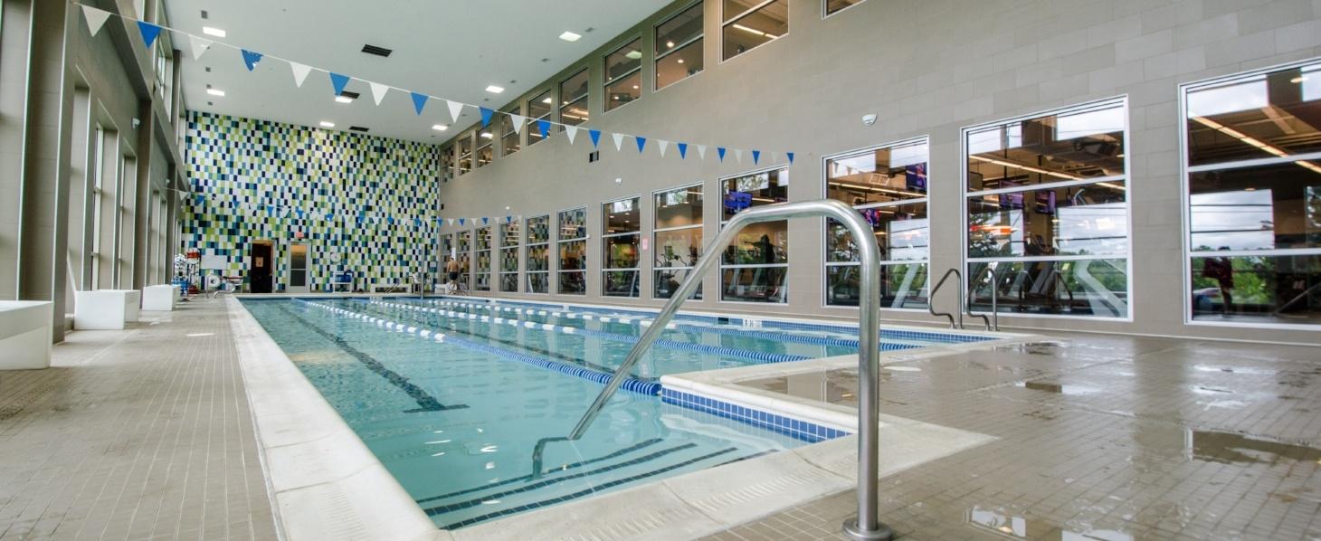 Gainesville Heritage Village Plaza Indoor Pool