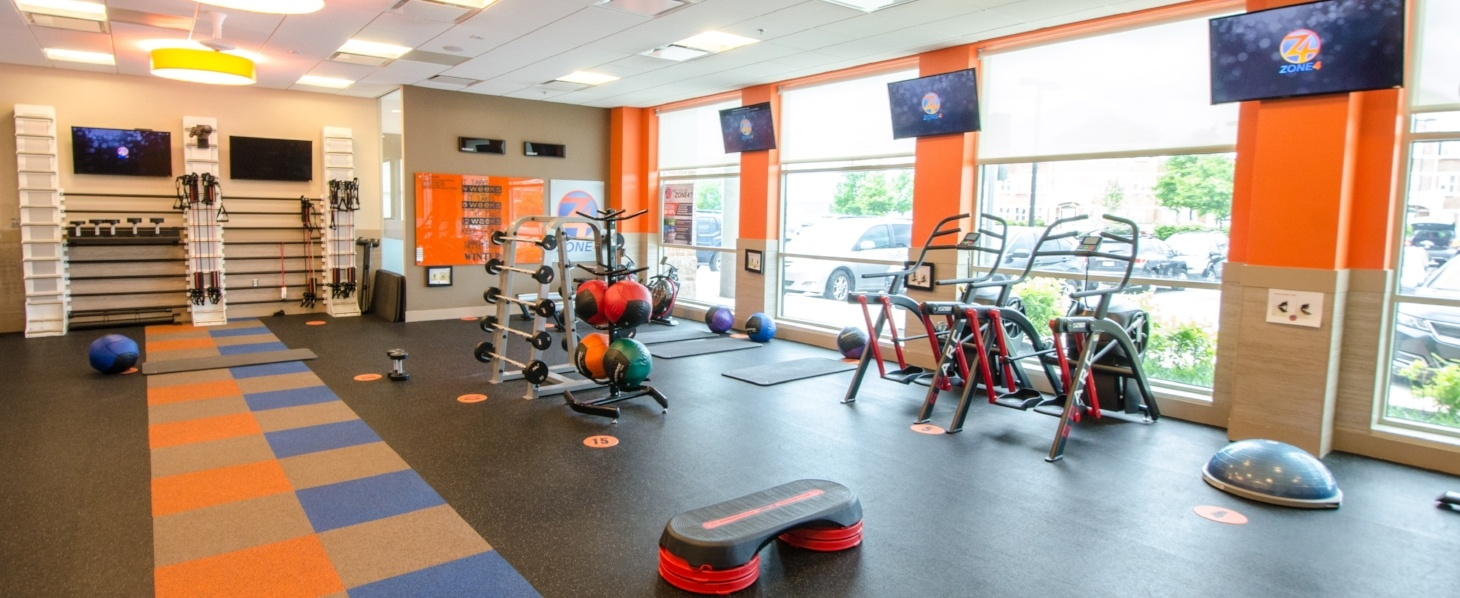 Gainesville Heritage Village Plaza Group Fitness Classes