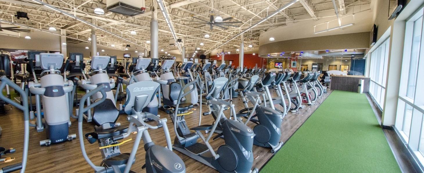 Hagerstown golds gym zen