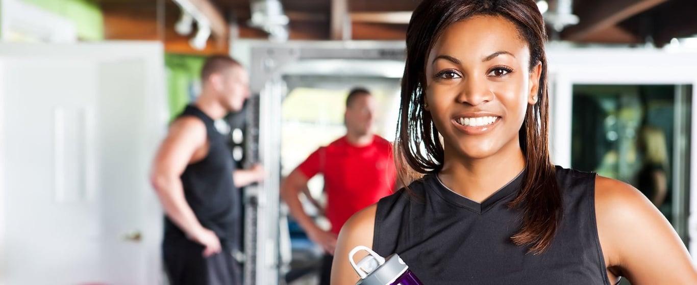 free gym pass