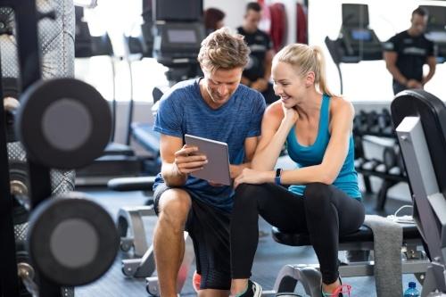 Gym membership consultant