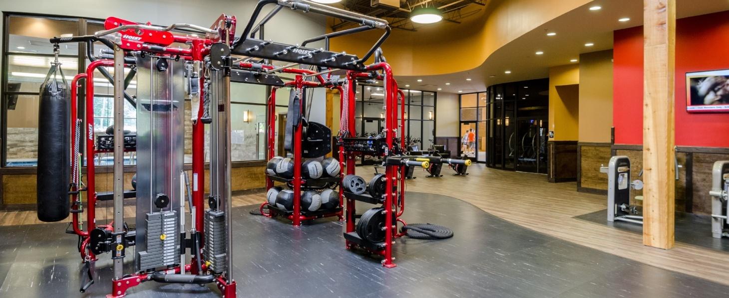 Crabapple Sports Club Weights