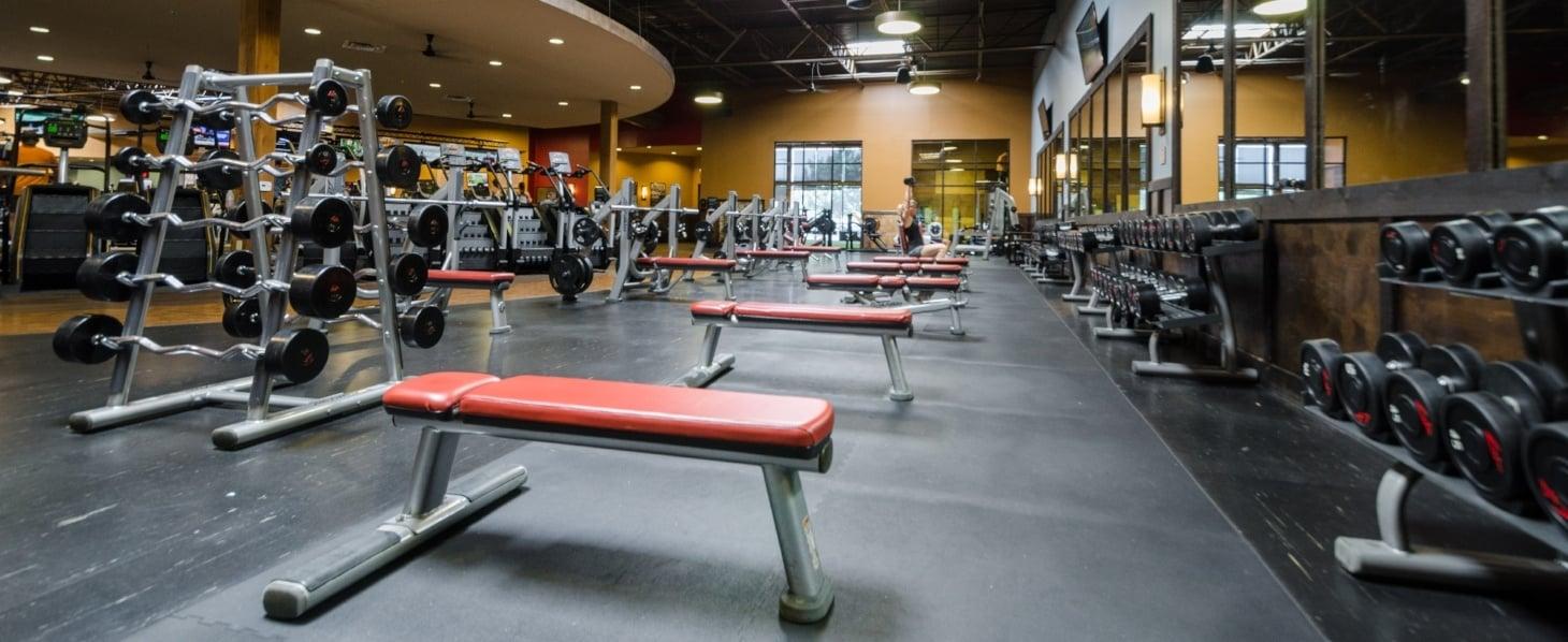 Crabapple Sports Club Cardio Training