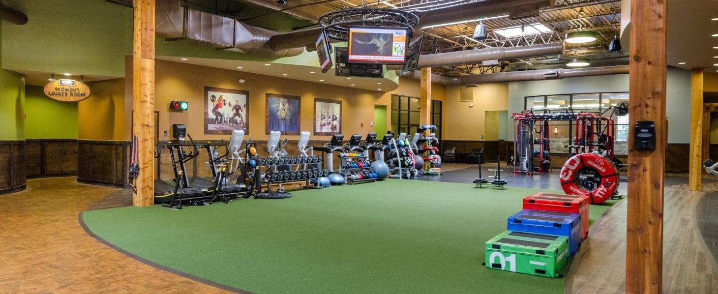 Crabapple Sports Club Zone4
