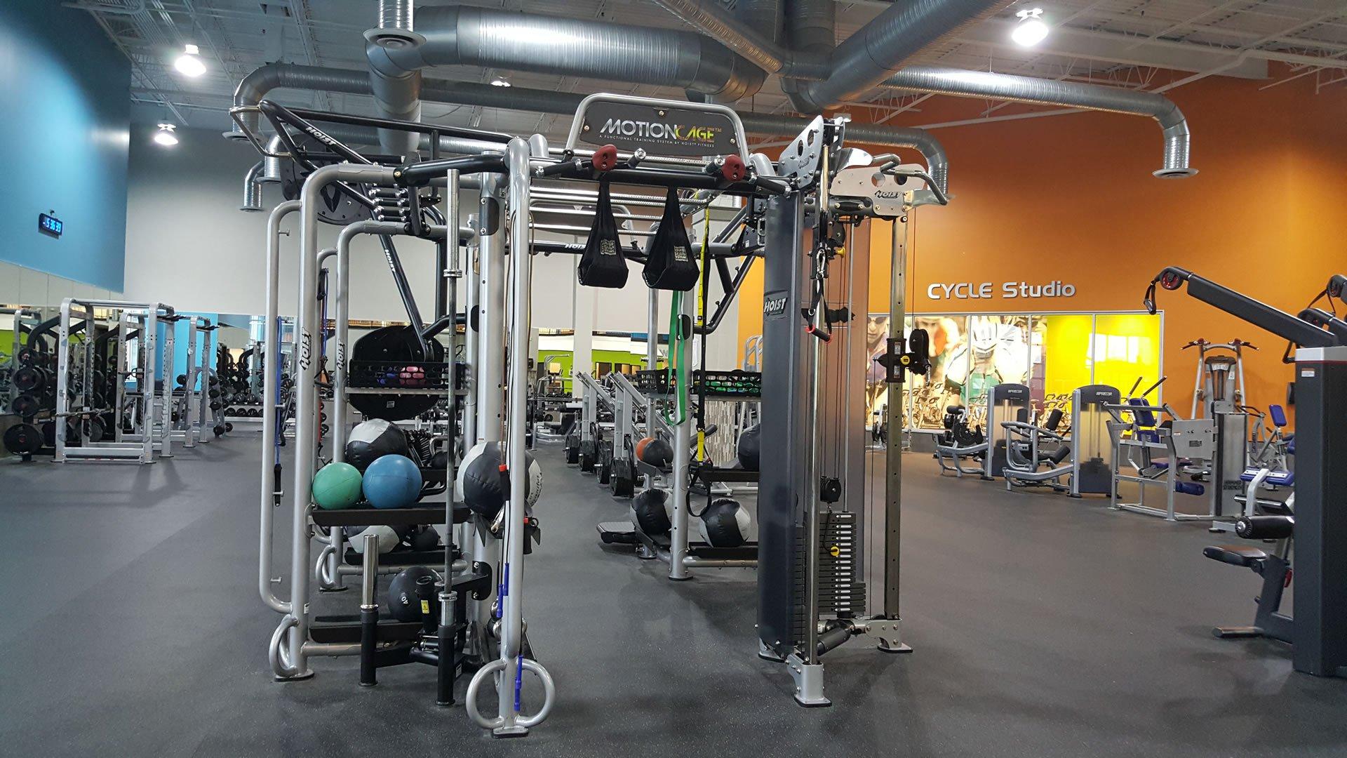 Newnan Sports Club Gym
