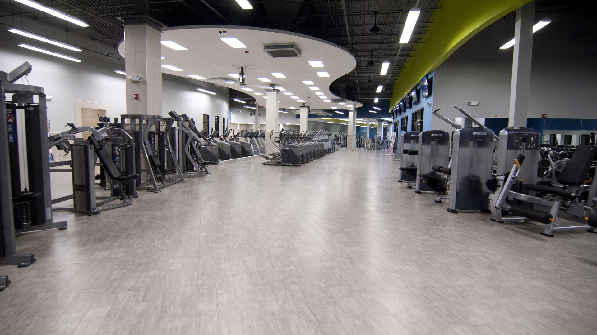 Burke Gym