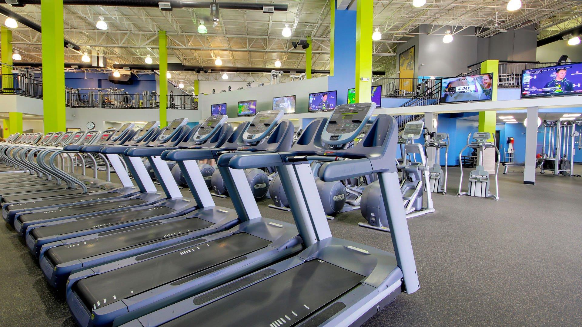 Greenbrier Gym