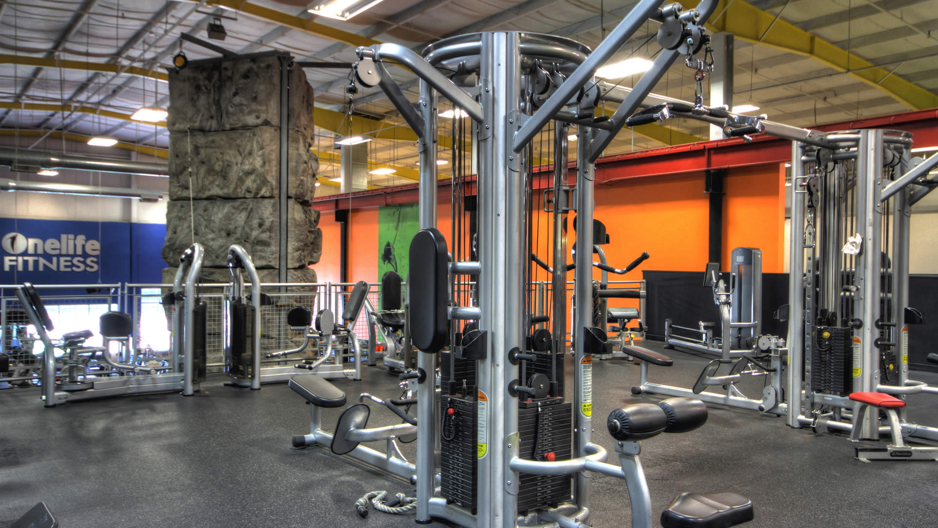 One Life Fitness Newport News Pictures