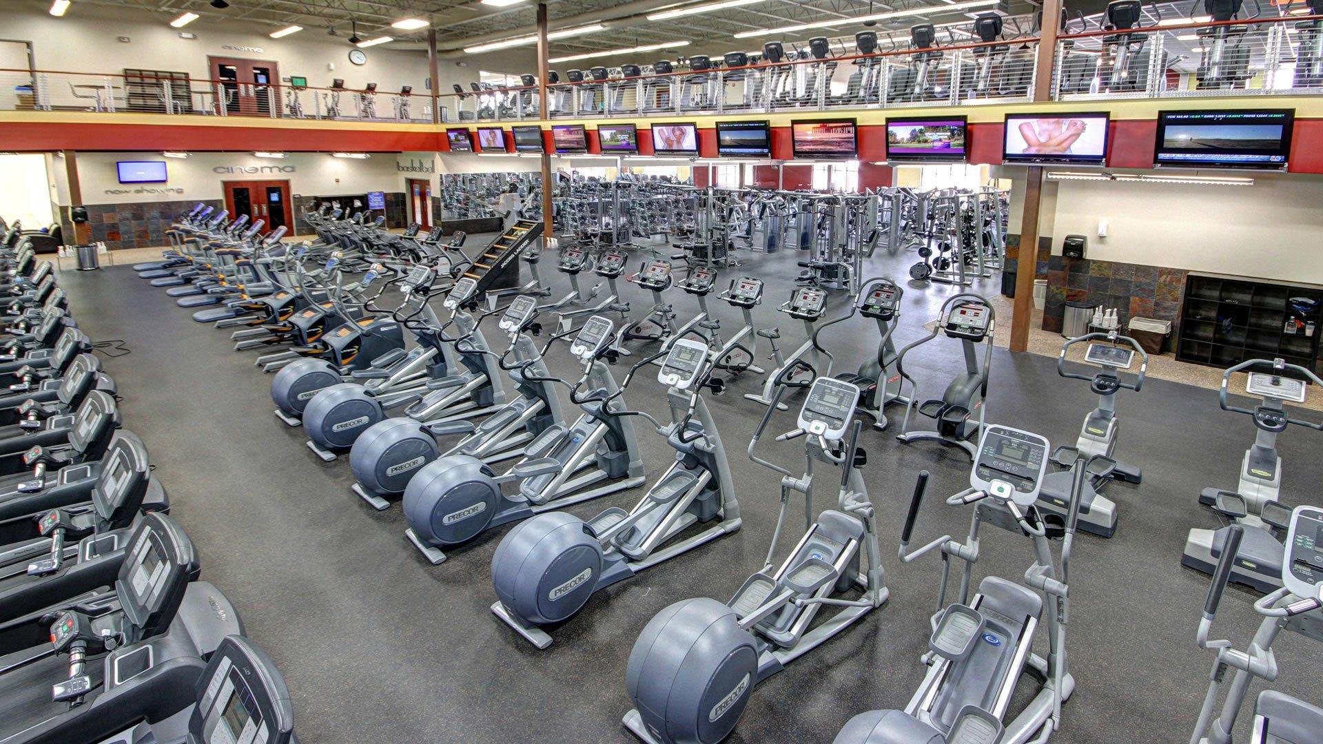 Chesapeake Square Gym