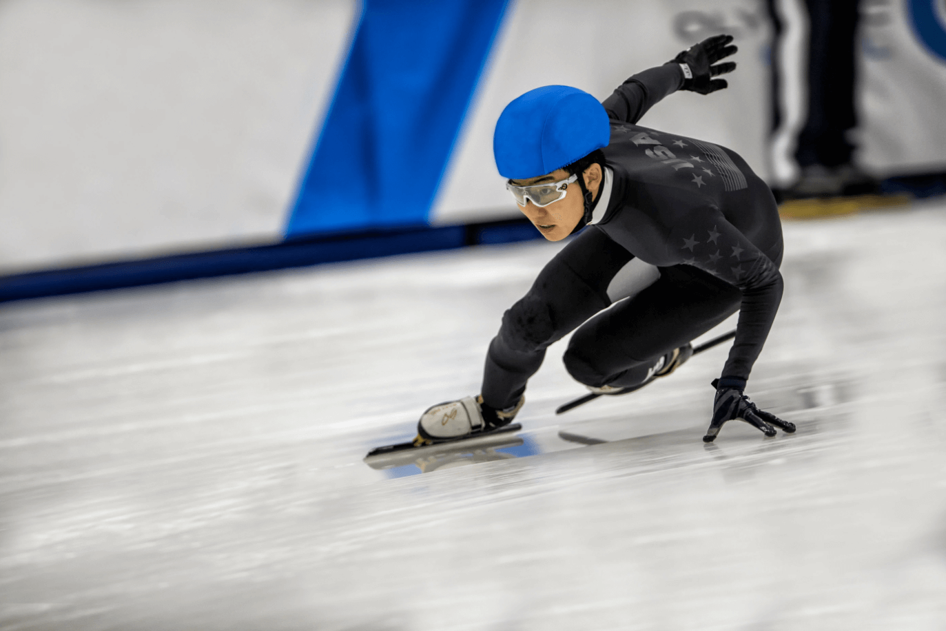 USA SPEED SKATER & EXPLOSIVE PERFORMANCE ATHLETE