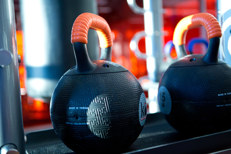 strength training amenities