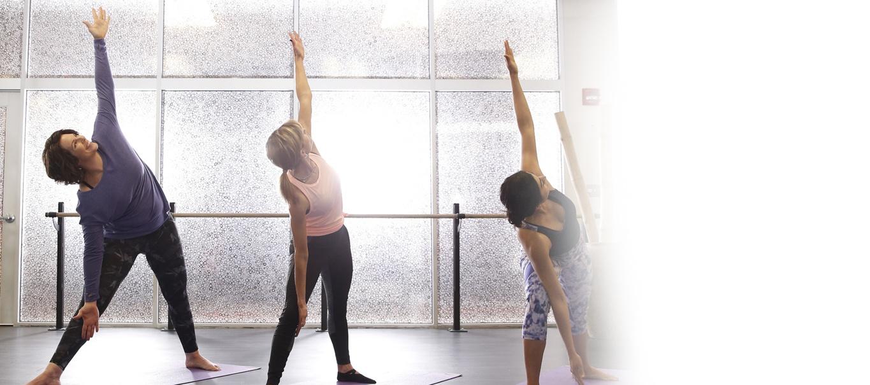 Hot yoga classes near me