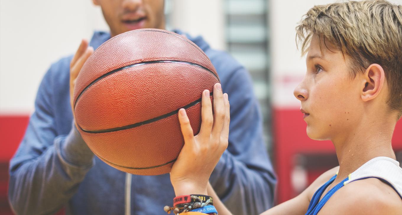 Kids basketball camps