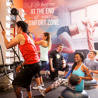 Onelife Fitness Gyms in VA, GA, MD and D.C. | Gyms Near Me