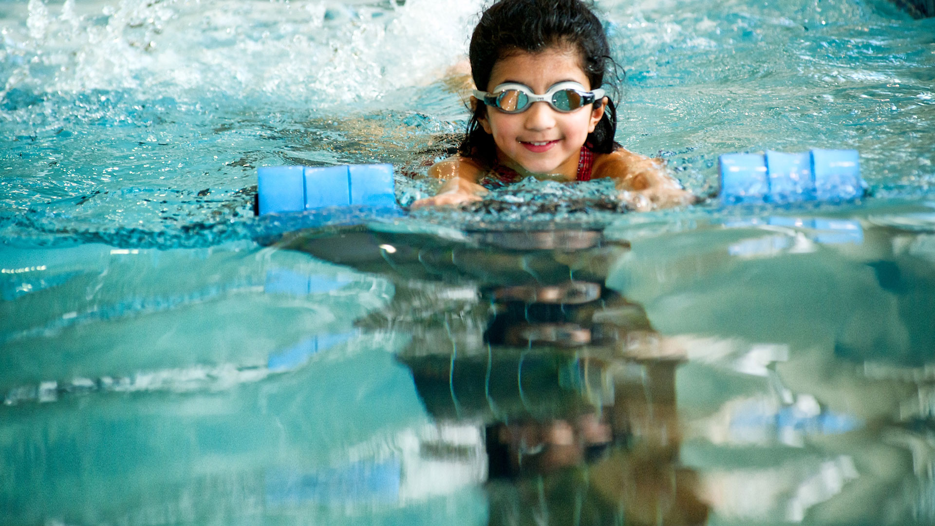 Swimming & Aquatics At Onelife Fitness